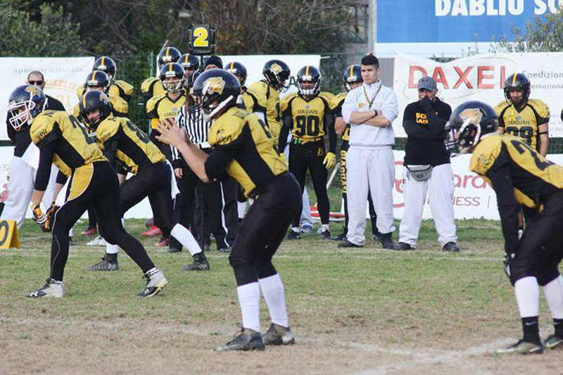 U19 i giaguari a bologna con l obiettivo seminifale for Centrare un div